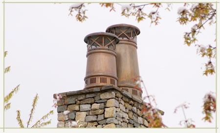 Chimney pots for all Chimney Systems